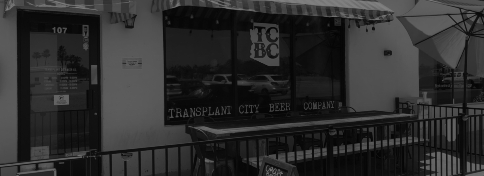 Transplant City Beer Company